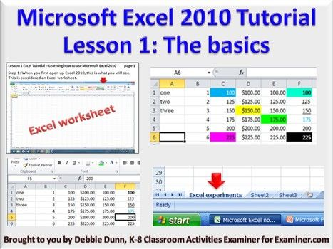 The Best Way to Learn Excel – Launch Excel