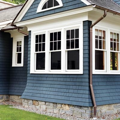 Guest blogger the benefits of installing rain gutters on for Does a house need gutters