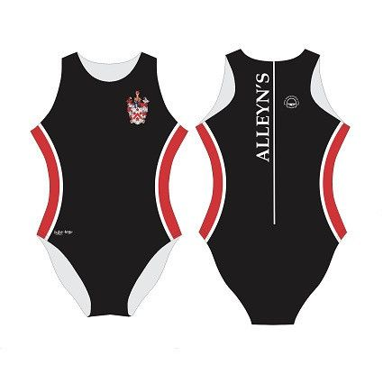 H2O TOGS Customised - Alleyns School Womens Water Polo Suits