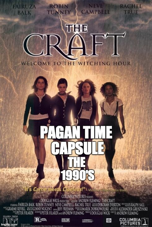 Pagan Time Capsule: 1990′s