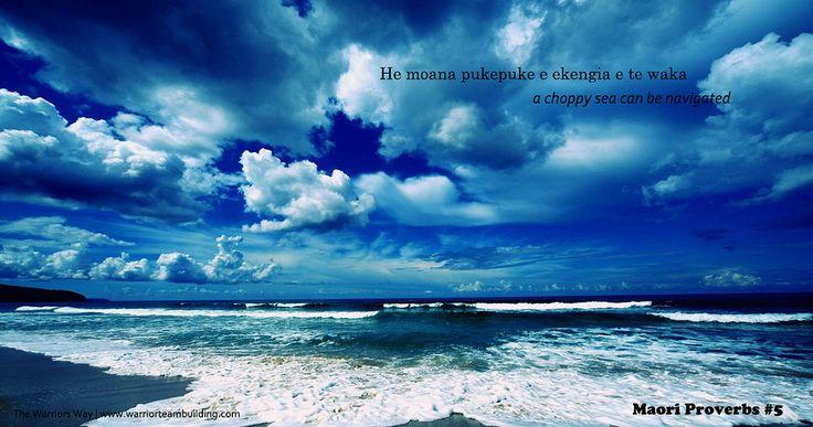 Maori Proverbs #5   Flickr - Photo Sharing!