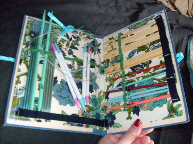 Knitting Needle Storage Diy : Best images about dpn holders on pinterest toothbrush