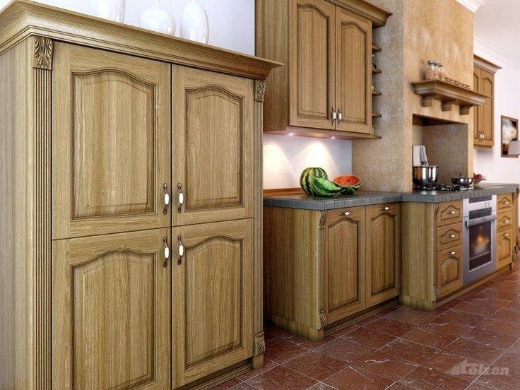 Rustikálne kuchyne- vizualizácie | Designový nábytok na mieru