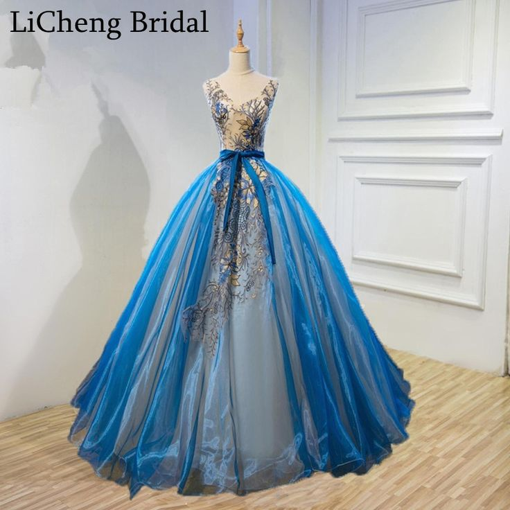 Find More Wedding Dresses Information about Romantic floral Appliques ball gown Wedding Dresses V neck backless  Bride Dresses off the shoulder Wedding Gowns ,High Quality dress shirt tie set,China gown wedding dress Suppliers, Cheap gown red from SuZhou F&M Wedding Dress Co.,Ltd on Aliexpress.com