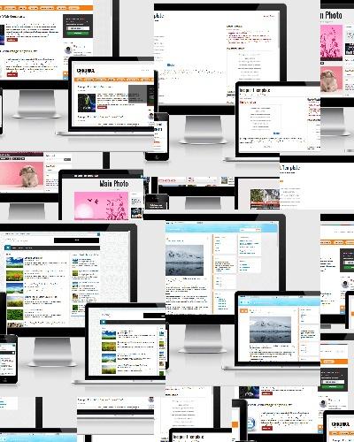 Review 10 Template Blogger Responsive Gratis Terbaik 2013