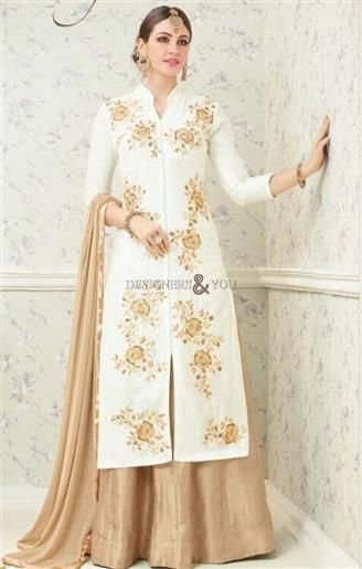 Delightful White Cotton Cheap Salwar Suit For Ladies   #CasualDresses #CasulaDresses #DesignersAndYou #CasualDressDesigns #CasualDressesPatterns #CasualSuits #CasualWear #CasualWearDress #CasualWearSuits #BeautifulCasualDresses #TrendyCasualDress #CasualDressesPrice #CasualSuitsPrice