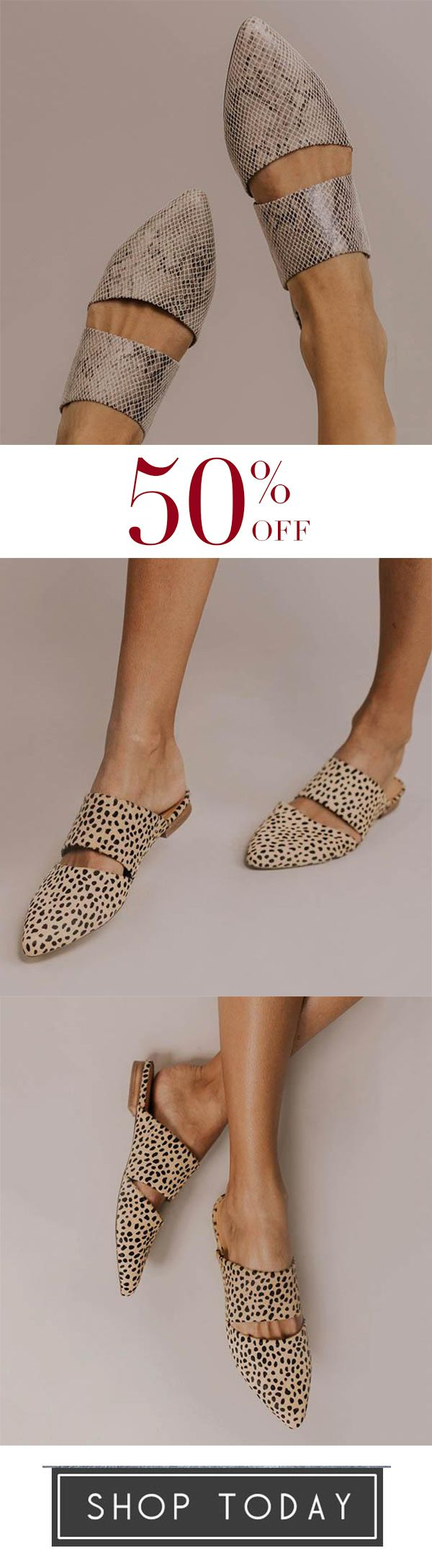 Chic Style Casual Flat Shoes