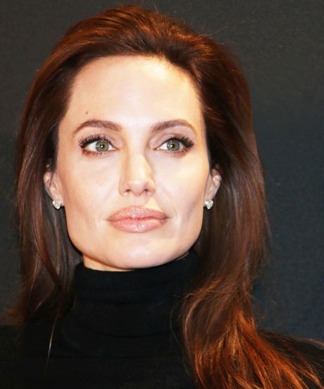 Angelina Jolie is a woman who has a look — and it works for her. The actress-humanitarian-director's makeup is typically minimal and elegant, her hair is either blown out voluminously or left naturally waved, and her complexion is always glowing.…