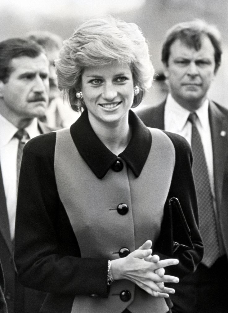 Princess Diana (Photo by Ron Galella/WireImage) via @AOL_Lifestyle Read more: https://www.aol.com/article/entertainment/2017/08/31/princess-diana-crash-firefighter-speaks-out/23192433/?a_dgi=aolshare_pinterest#fullscreen