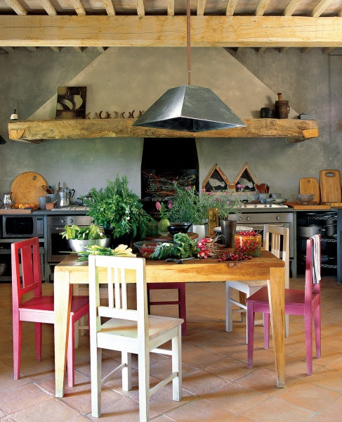 234 Best Rustic Kitchen Images On Pinterest