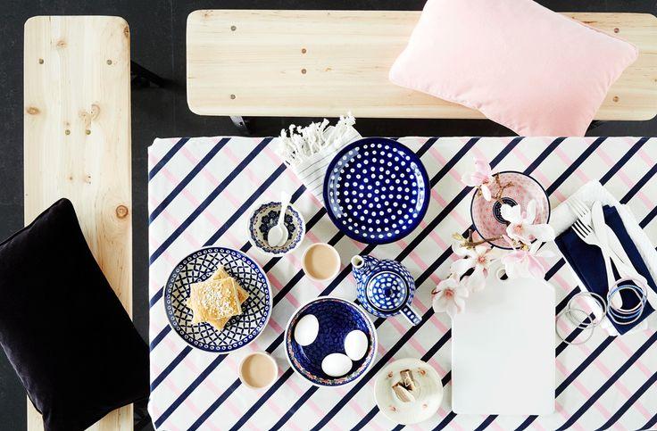set a table, styling Anna-Kaisa Melvas, photo Anna Huovinen