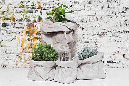 Uashmama Paper Bags In Stock Soon...#paperbages #uashmama #uniek #nordicinterior