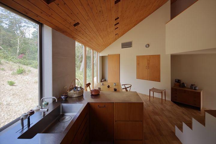 神戸北の家|内観写真