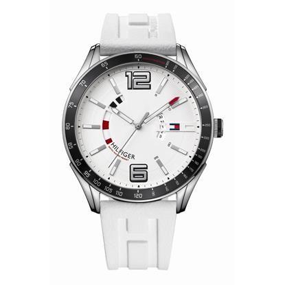 Relógio Tommy Hilfiger Silicone Branco Masculino - 1790798