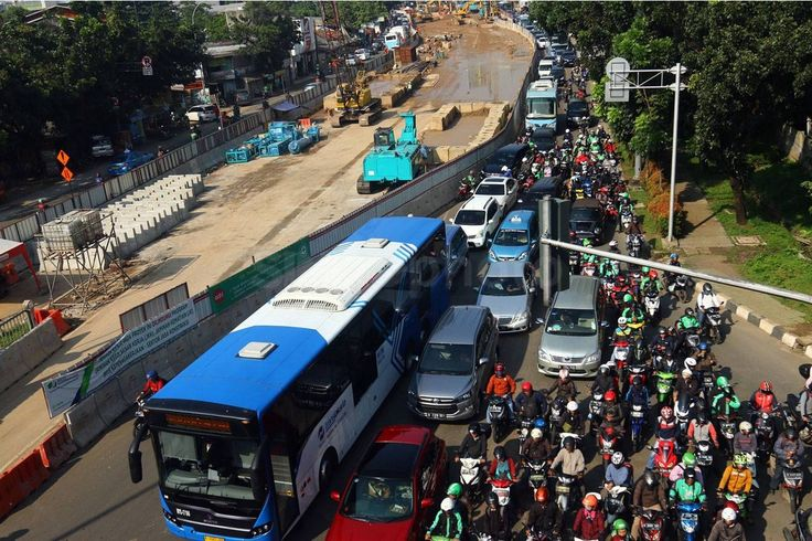 Jakarta Selalu Macet - GituAja