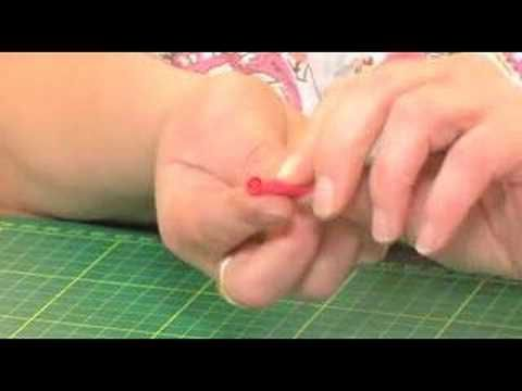 Video on how to quill roses