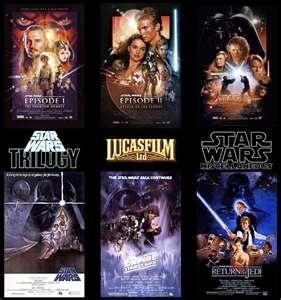 all of them:): War Episode, Favorite Movies, Stars War Quotes, Amazing Moviesmusictv, Stars Trek, Movies Poster, War Saga, Stars War Movies, Starwars
