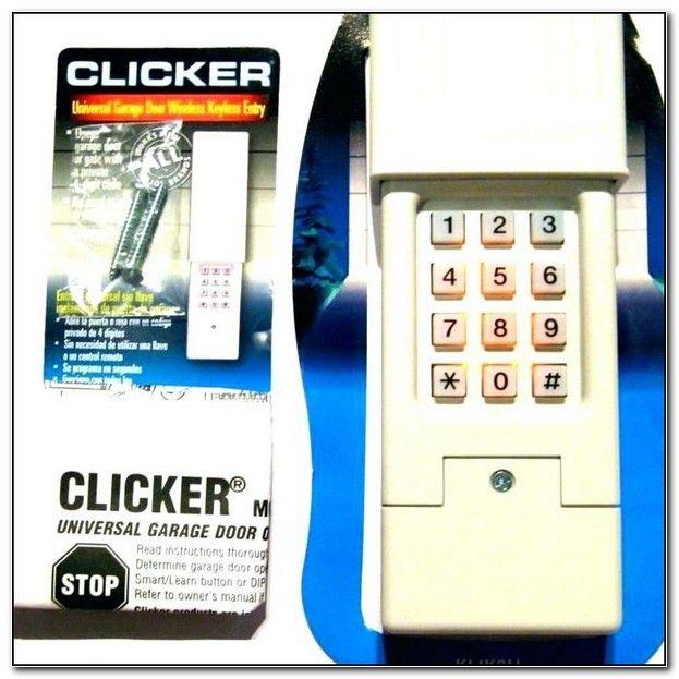 How To Reset Clicker Remote Garage Door Opener Check More At Http Perfectsolution Design How To Res Garage Door Opener Remote Garage Door Remote Garage Doors
