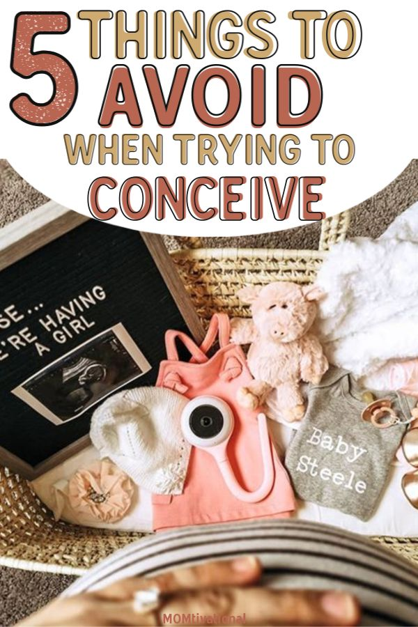 5 Things To Avoid When Trying To Conceive | Foods to get ...