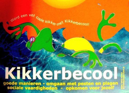 Kikkerbecool - plaatsnr. SL SOCI/011 #Pesten #Sociaal