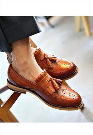 Los zapatos dicen mucho de ti, escoje unos que se adapten a tu personalidad