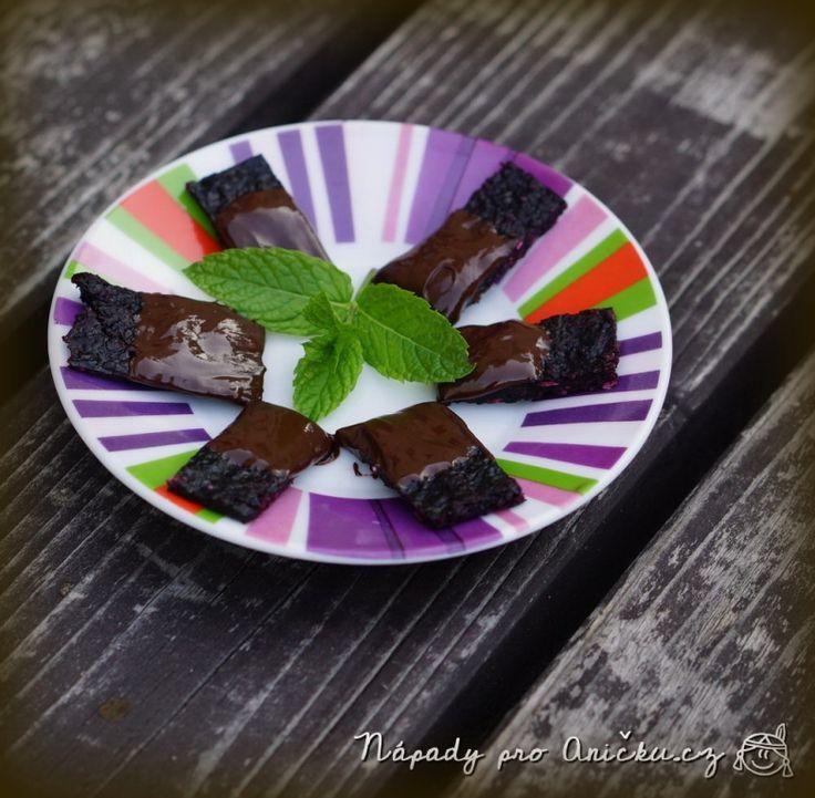 Vitamínová bomba - rybízové bonbóny s čokoládou