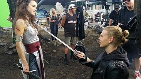 "Shannara Squad ✧ (@chronicles_the_shannara) on Instagram: ""@Regrann from @austinbutlernews - #tb @austinbutler @poppydrayton #theshannarachronicles…"""