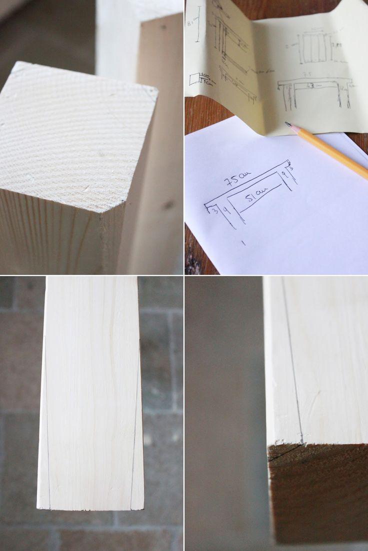 Shabby Chic Interiors: Per fare un tavolo, ci vuole il legno