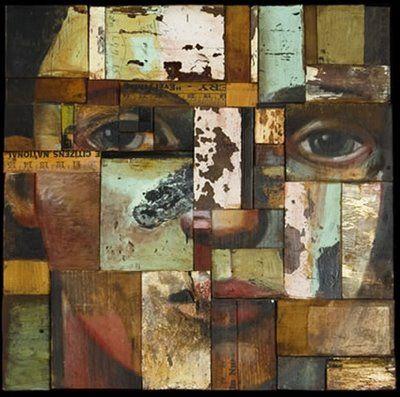 Assemblage 1 by John Whipple