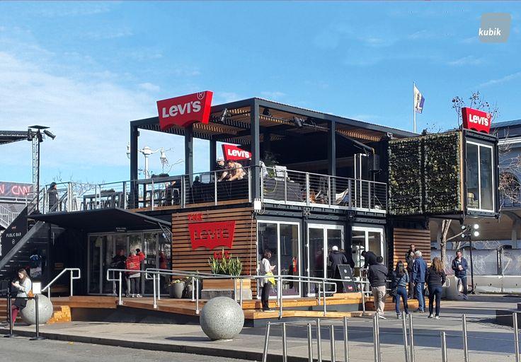 Levi's - Superbowl San Francisco