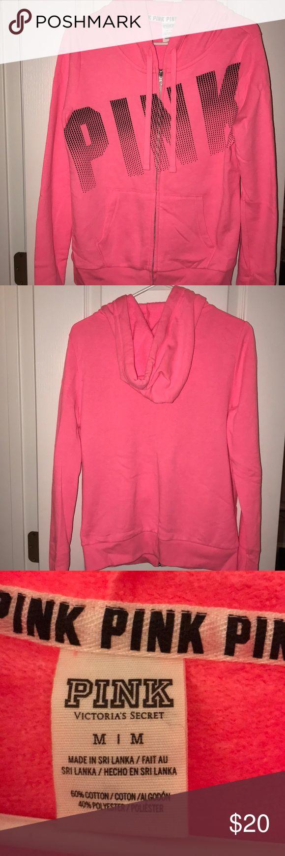Best 25  Pink zip up hoodies ideas on Pinterest | Pink zip ups ...