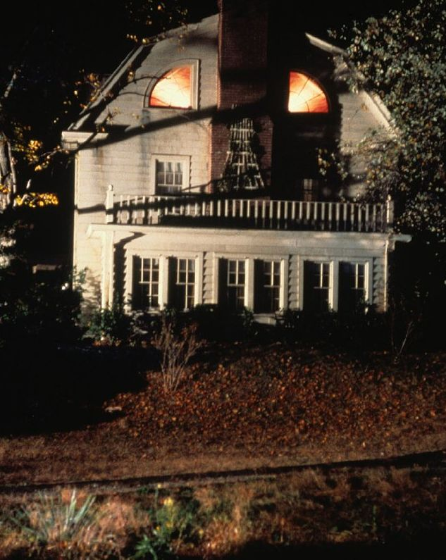 """""""The Amityville Horror"""",1979. Movie house was built and filmed on location in Toms River, NJ. It is actually a much more attractive Dutch Colonial than the actual Amityville, NY house. Rumor has it that a new Amityville movie will be released in 2015!"""