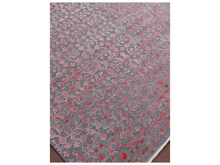 Amer Rugs Joy Rectangular Blush Area Rug | JOY6TD