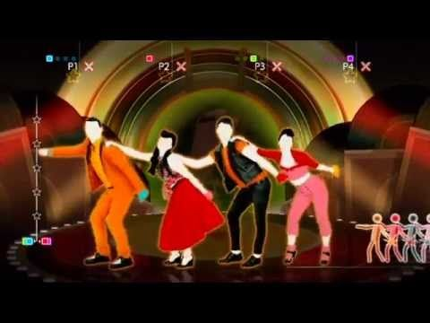 Just Dance 4 - Elvis Presley -  Jailhouse Rock - YouTube