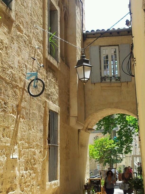 """""""half-bikes"""" by BMX Montpellier"""