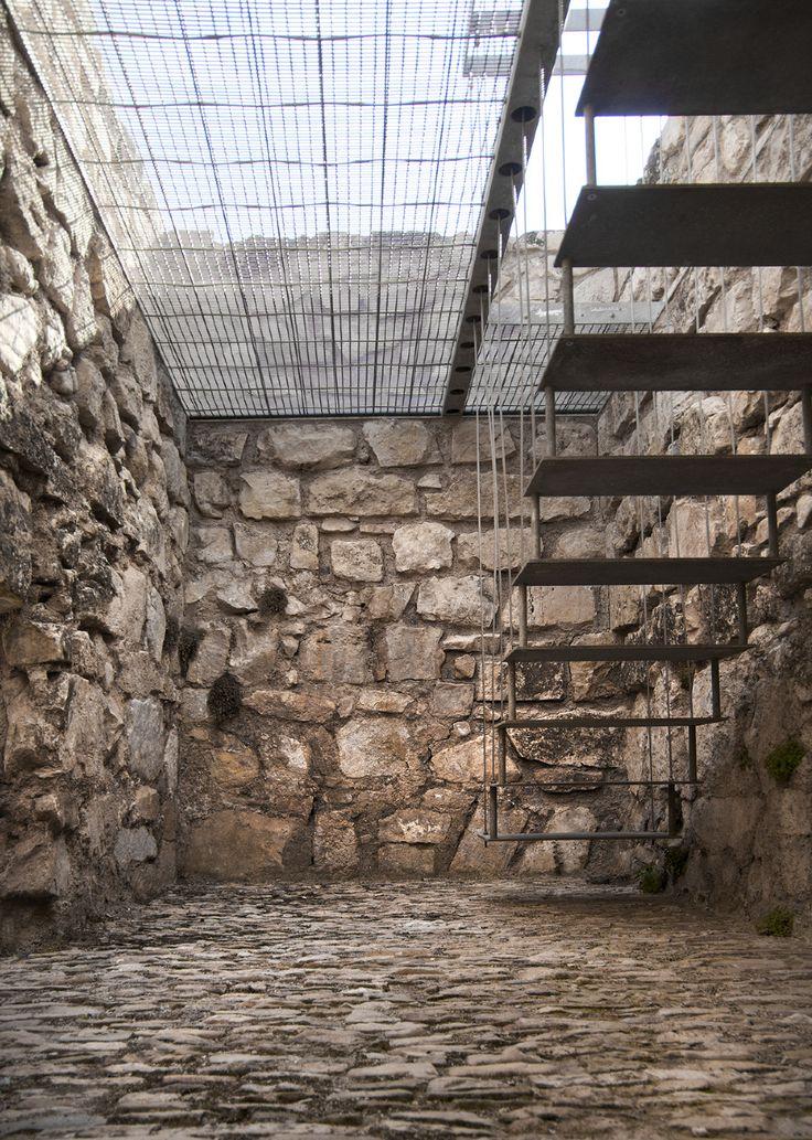Restauracion de Torre Arabe - inaquicarnicero