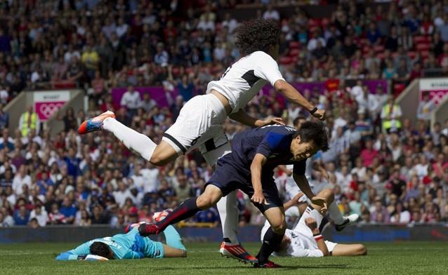 Japan vs Egypt, Men's Quarterfinals - Soccer Slideshows | NBC Olympics