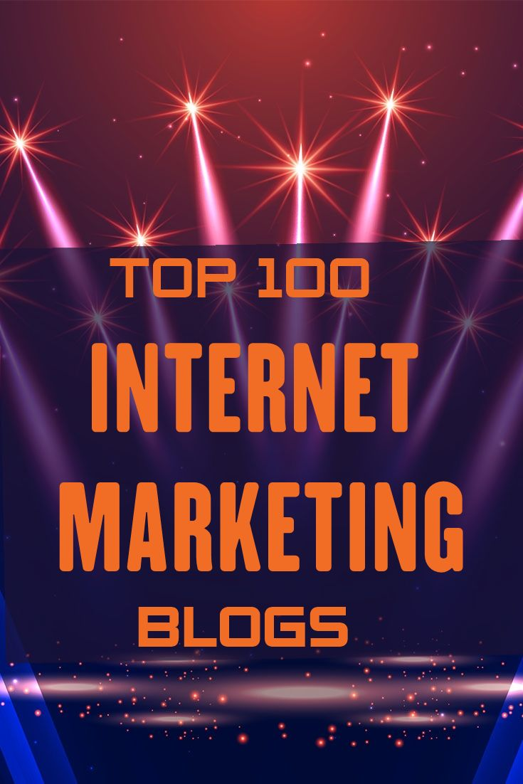 Top 100 Internet marketing Blogs
