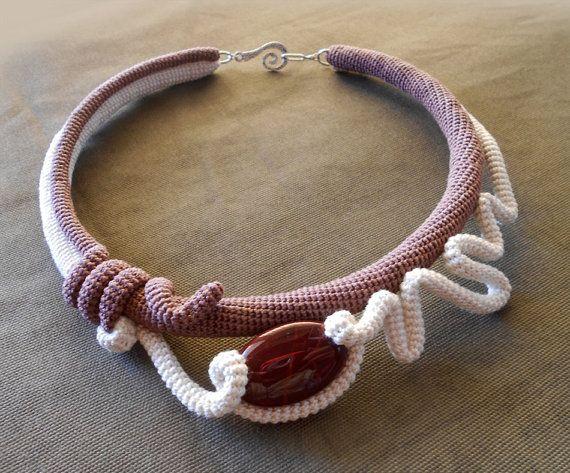 linen mens bracelet tube mens bracelet thick mens