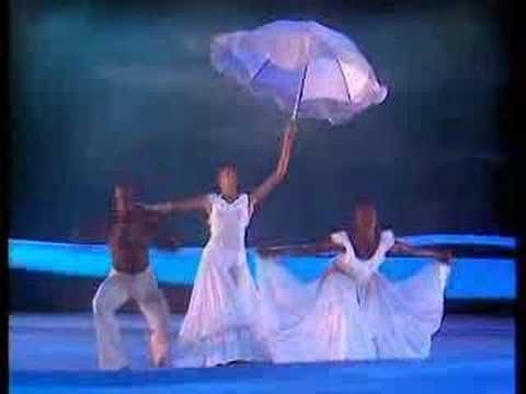 "Alvin Ailey Dance-Wade in the Water from ""Revelations"""