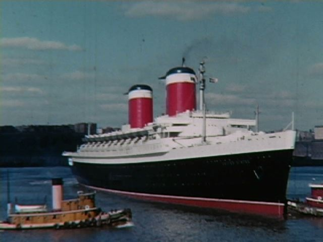 The Andrea Doria, once considered the most beautiful ocean liner ever launched, was made famous for her sinking in the North Atlantic. The Andrea Doria sank on July 25, 1956, en route to New York from Genoa, Italy, after it collided with another passenger ship, the Stockholm.
