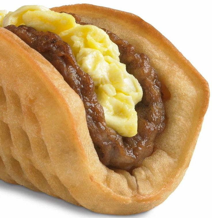 Recipe for Copy Cat Taco Bells Waffle Taco - There's quite the buzz going around for the new Waffle Taco, not rolling out till 2014.. try your own at home!