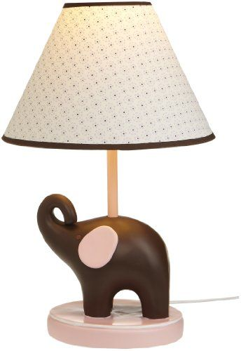 Carter's Pink Elephant Lamp Base and Shade, 1-Pack Carter's http://www.amazon.ca/dp/B0026O5UF8/ref=cm_sw_r_pi_dp_HZlLtb1BS57ECM24