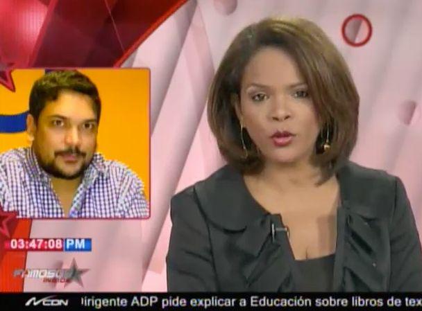 René Brea Considera Que La TV Dominicana Está En Baja Porque Los Productores Se Han Acomodado #Video