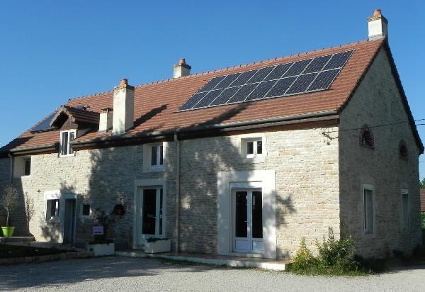 Chambres d'hôtes Alsace, LABERGEMENT FOIGNEY - AUX MESANGES