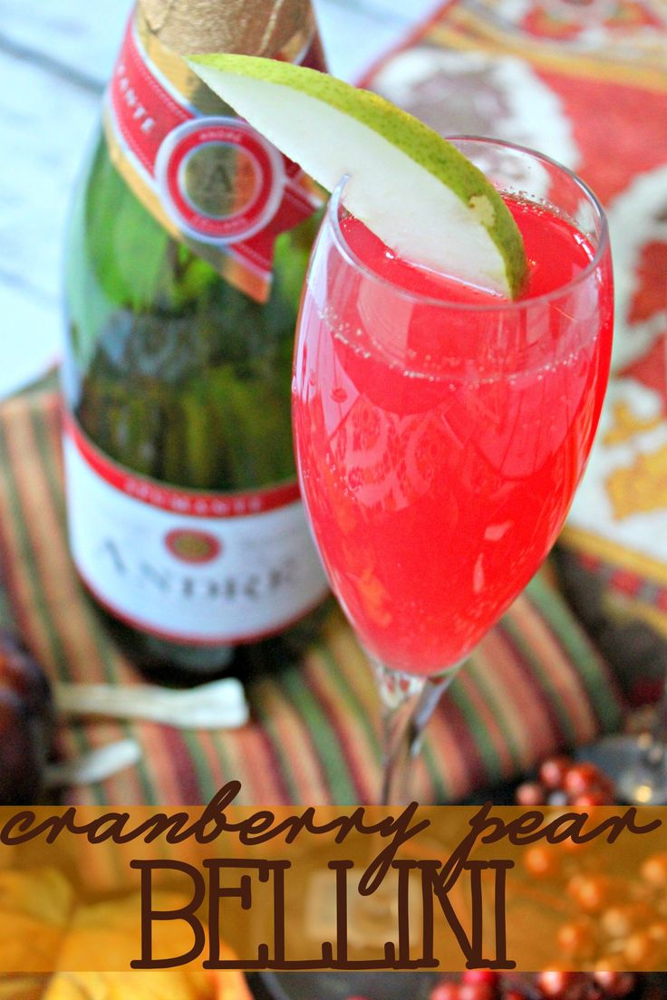 Fall Champagne Cocktails with Andre Champagne #EpicWithAndre - Ya Gotta Have a Hobby