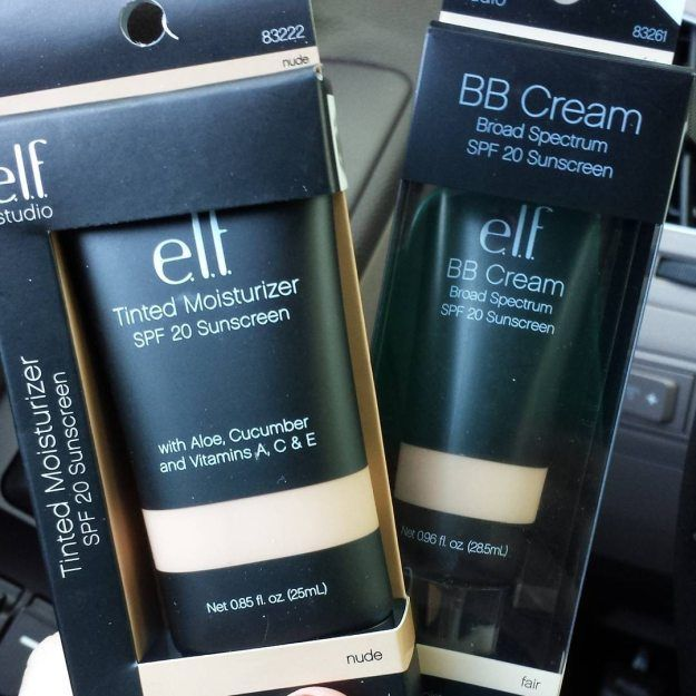 E.L.F. Tinted Moisturizer | Best Tinted Moisturizer Product Recommendation | Drugstore & High-end