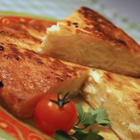 tortilla patatas microondas