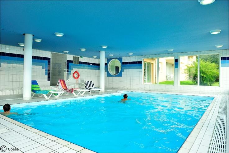 La piscine pour vous détendre pendant votre escapade bretonne