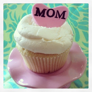 @Georgetown Cupcake - Mother's Day Cupcake